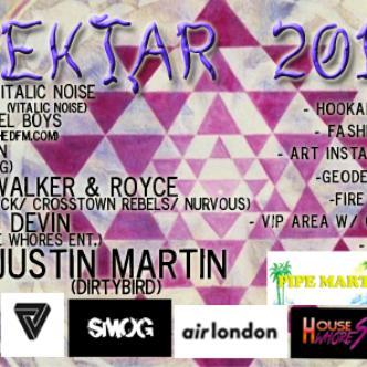 Nektar 2013: Main Image