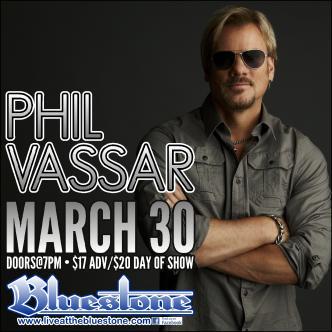 Phil Vassar-: Main Image