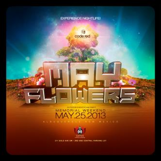MAY FLOWERS MUSIC FESTIVAL: Main Image