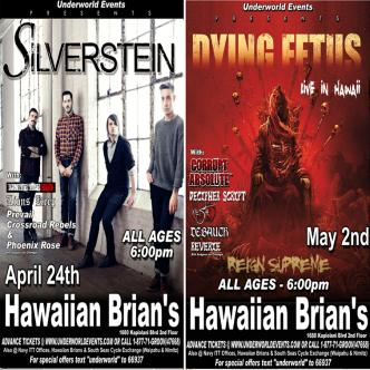 Silverstein/Dying Fetus Combo: Main Image