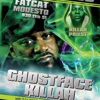 Ghostface Killah: Main Image