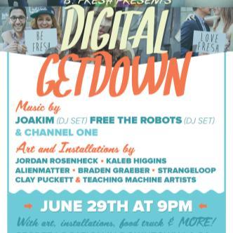 Free the Robots and Joakim: Main Image