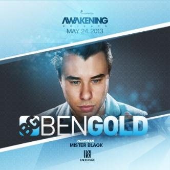 Awakening ft. Ben Gold: Main Image