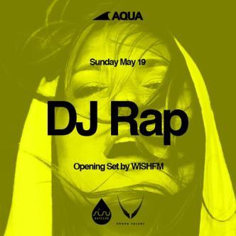 AQUA +  DJ RAP: Main Image