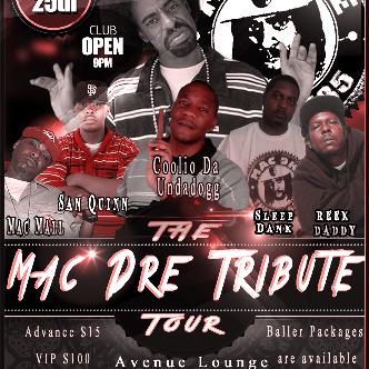 Mac Dre Tribute Tour: Main Image