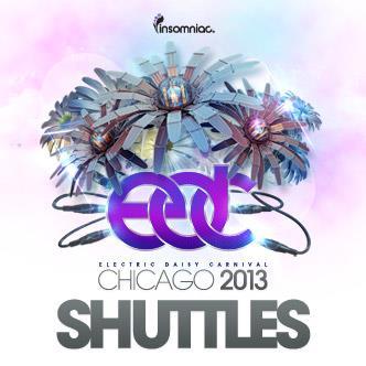 DePaul Shuttle - EDC Chicago: Main Image