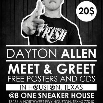 Houston Texas Meet & Greet: Main Image