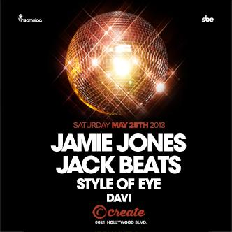 Jamie Jones + Friends: Main Image