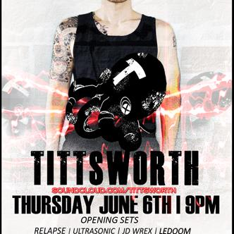 Tittsworth AT CLUB RIO 6.6.13: Main Image