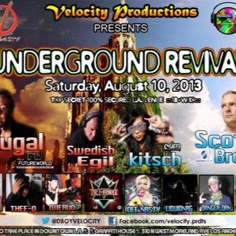 Underground Revival: Main Image