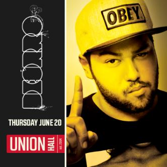 Deorro - June 20 -  Union Hall: Main Image