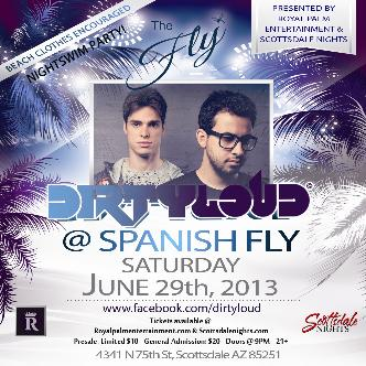 DirtyLoud at Spanish Fly: Main Image