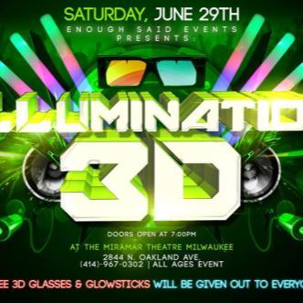 ILLUMINATION 3D: Main Image
