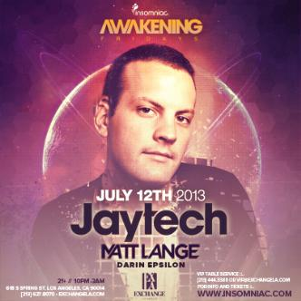 Awakening ft. Jaytech: Main Image