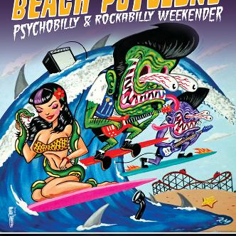 LONG BEACH PSYCLONE WEEKENDER: Main Image