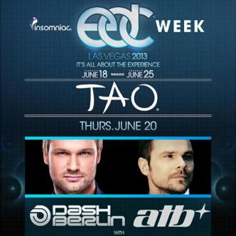 ATB & Dash Berlin: Main Image