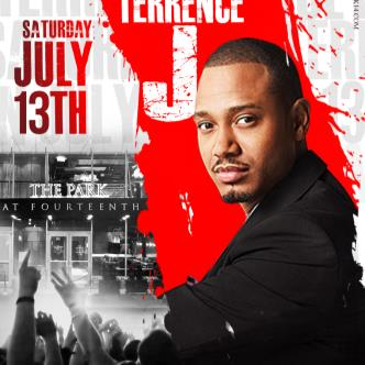 Terrance J | SAT Night July 13: Main Image