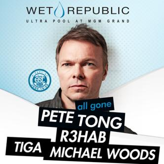 Pete Tong with Special Guests: Main Image