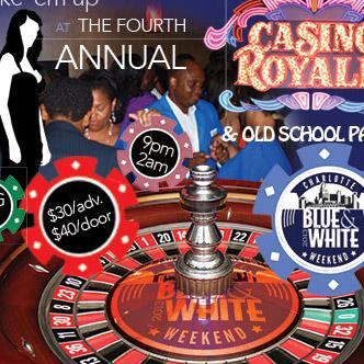 Casino Royale/Old School Party: Main Image