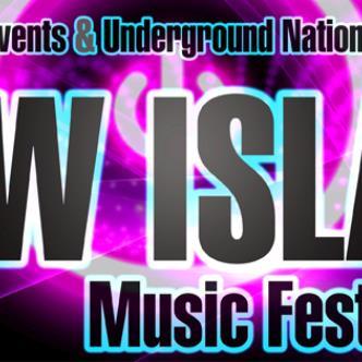 GLOW ISLAND Music Festival: Main Image