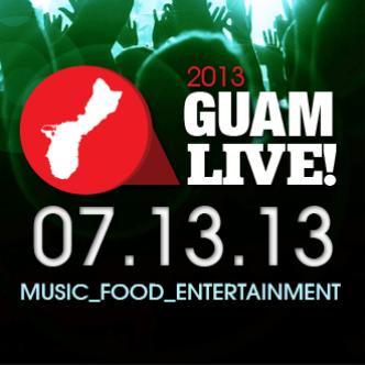 GUAM LIVE!: Main Image