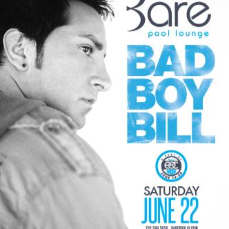 Bad Boy Bill at Bare Pool: Main Image