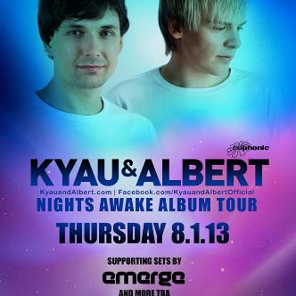 Kyau & Albert - Trance Legends: Main Image