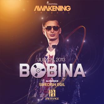 Awakening ft. Bobina: