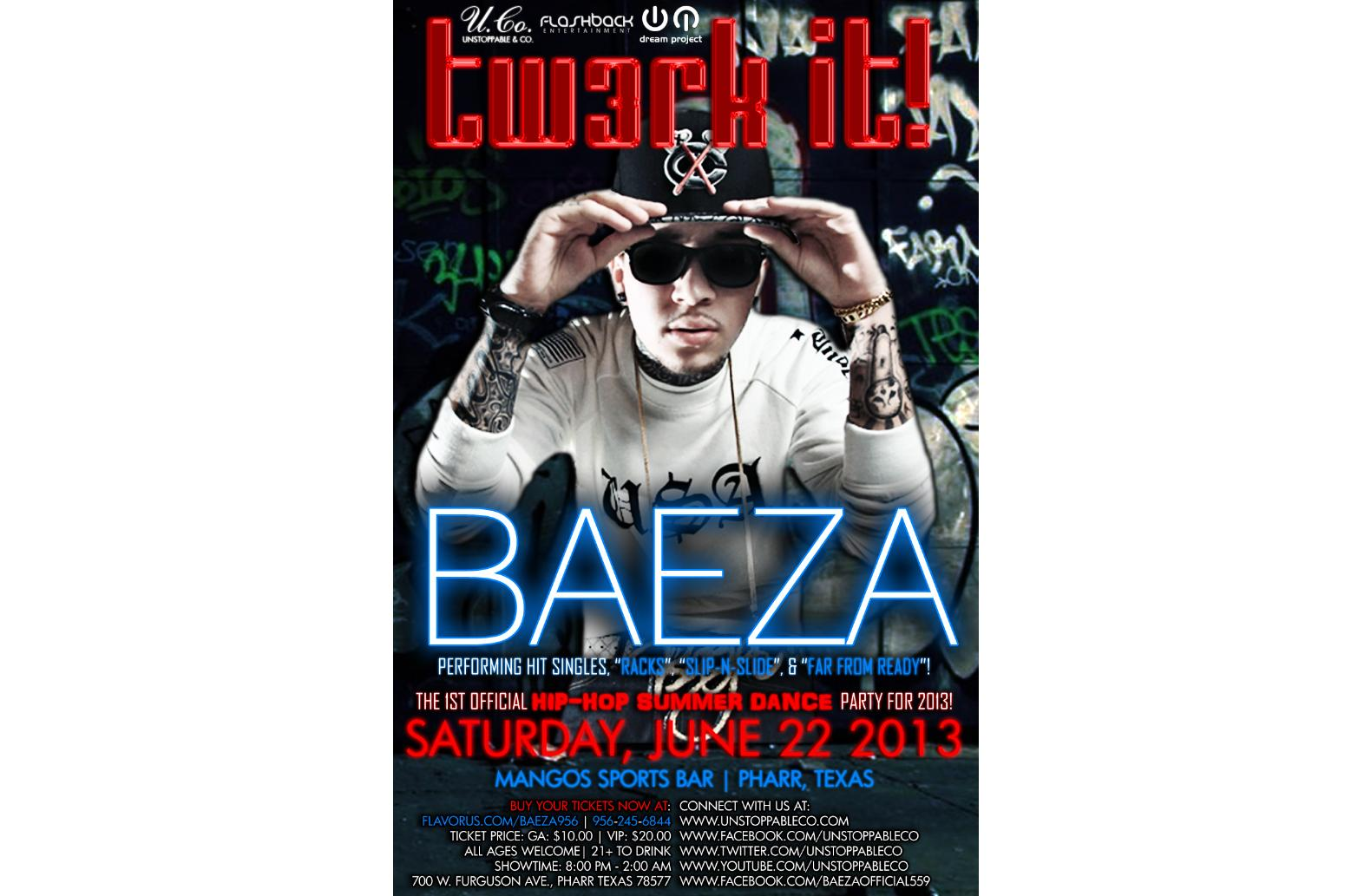 Baeza Tour Dates