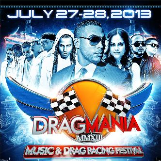 Don Omar Presents DragMania: Main Image