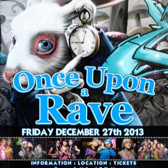 ONCE UPON A RAVE - Postponed: Main Image