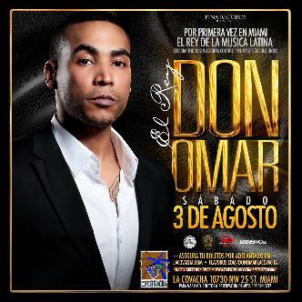 El Rey Don Omar @ La Covacha: Main Image