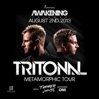 Tritonal + Topher Jones: Main Image