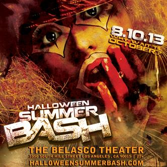 Halloween Summer Bash: Main Image