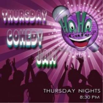 All Star Comedy Thursday: Main Image