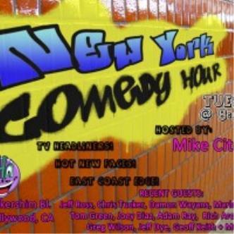 New York Comedy Hour: Main Image