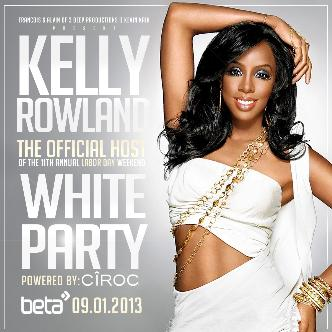 3DEEP BETA ALL WHITE PARTY2013: Main Image