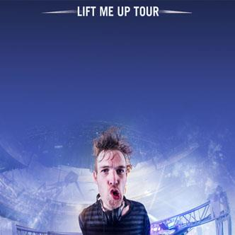 LIFT ME UP TOUR :: RUSKO: Main Image