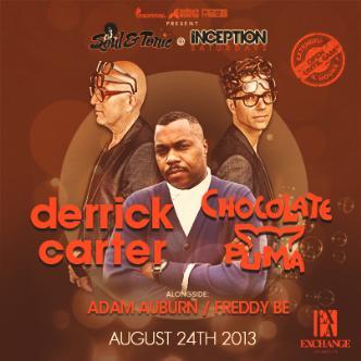 Derrick Carter/Chocolate Puma: Main Image