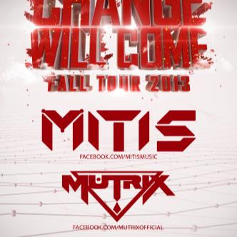 Change Will Come-Mitis/Mutrix: Main Image