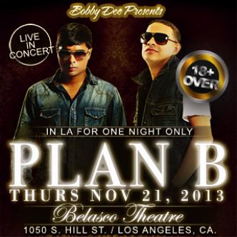 "Bobby Dee Presents ""Plan B"": Main Image"