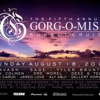 5TH GORG-O-MISH SUNSET CRUISE: Main Image