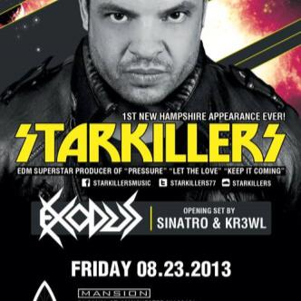 STARKILLERS AT L&M MANSION: Main Image