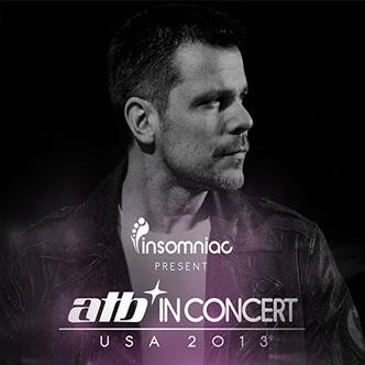 ATB : IN CONCERT : LOS ANGELES: Main Image