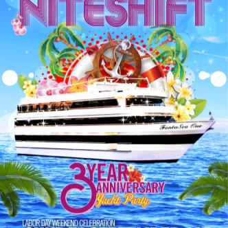 Niteshift Boat Party: Main Image