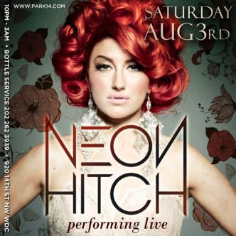 Neon Hitch LIVE @ The Park: Main Image