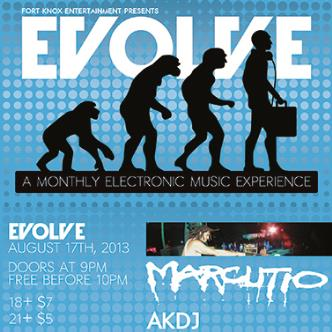 Evolve: Main Image