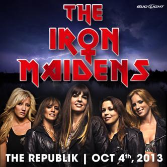 The Iron Maidens: Main Image