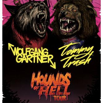 HOUNDS OF HELL TOUR: Main Image