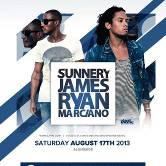 SUNNERY JAMES & RYAN MARCIANO: Main Image
